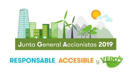 JUNTA GENERAL ACCIONISTAS IBERDROLA 2019