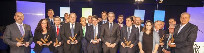 X Edición Premios de la Demarcación de Madrid'17