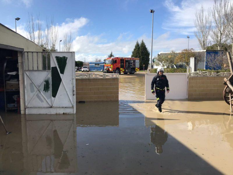 MCY- Madrid bajo la lluvia