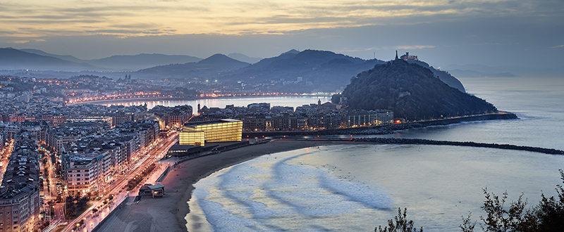 El encanto de San Sebastián