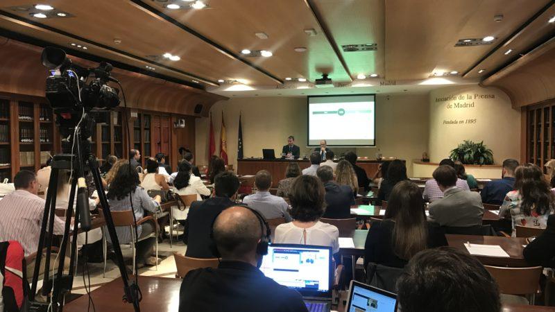 Streaming en la Sala Francos Rodríguez de la APM