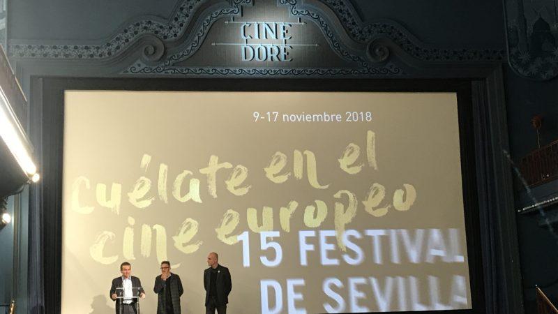 Presentación en Madrid del SEFF