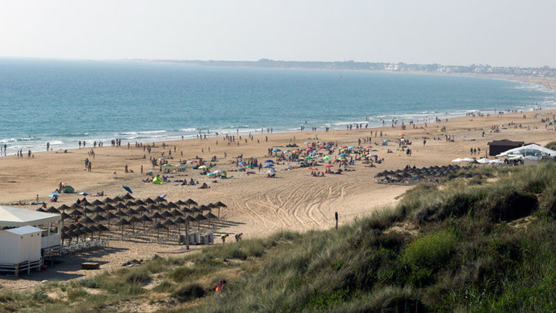 Cádiz, entre venta y venta, una Michelin