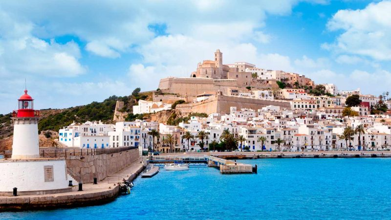 Ibiza, con otro aire