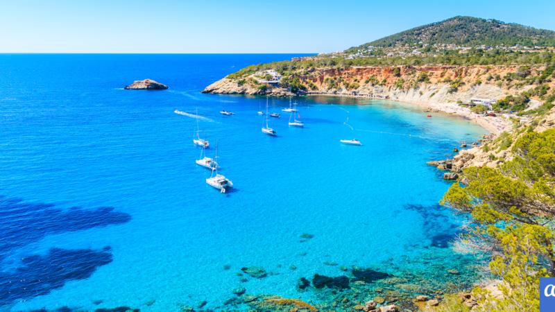 Ibiza, una isla de contrastes