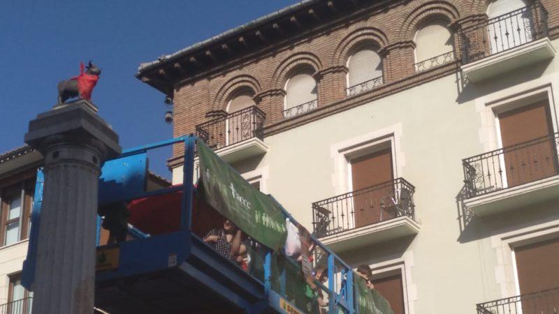 'Pañuelico' listo para las Fiestas del Ángel