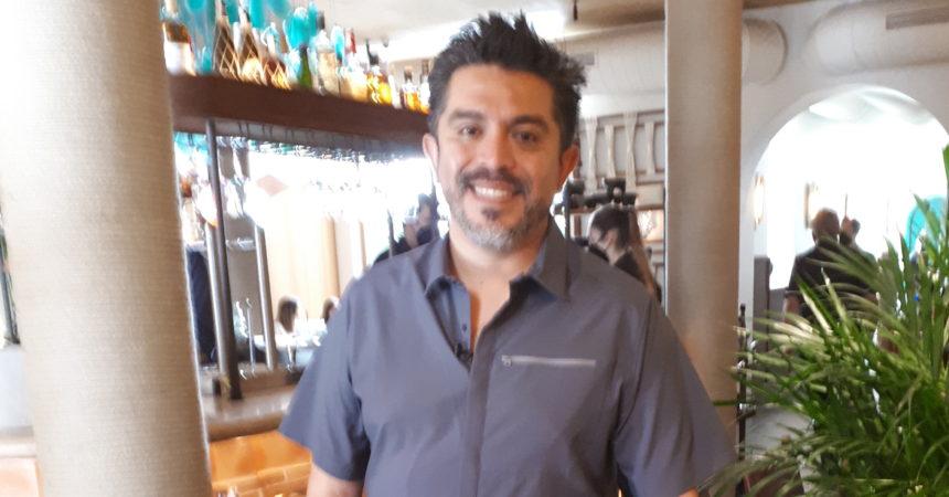 ROBERTO RUIZ BARRACUDA MADRID